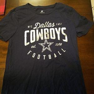 Dallas Cowboys short sleeve
